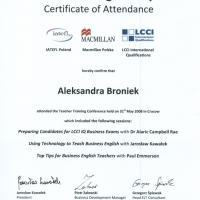 Teacher Training Conference