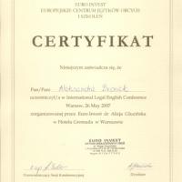 International Legal English Conference