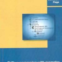 Korekta technicznych artykułów naukowych i publikacji PLC s programming with examples, I. Dominik, S.Flaga, 2011-2015